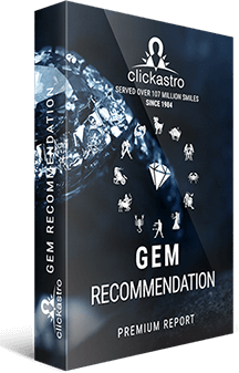Gem Recommendation Report