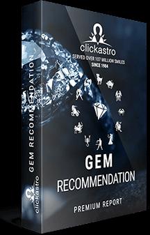 Gem Recommendation Report