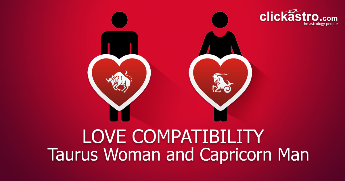 Taurus Woman and Capricorn Man - Love Compatibility from